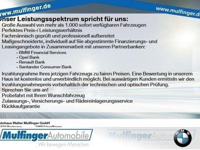 gebraucht BMW 440 i Cabrio M Sport Nacken+Lenkradh.Navi Har/Kar
