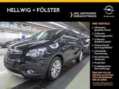 gebraucht Opel Mokka 1.6 CDTI Innovation