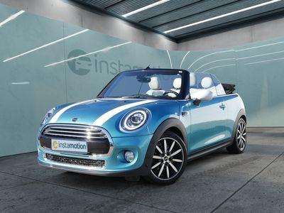 gebraucht Mini Cooper Cabriolet Cooper Cabrio HUD+LED+KAM+SHZ+ACC