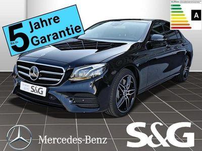 gebraucht Mercedes E300 AMG-Line NIGHT/Fahrass.+/Pano/Memory/19