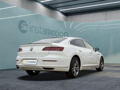 gebraucht VW Arteon Arteon2.0 TDI DSG R Line ActiveInfo Panorama