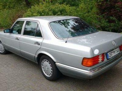 używany Mercedes 260 W126 260 SE Automatik Klimaanlage