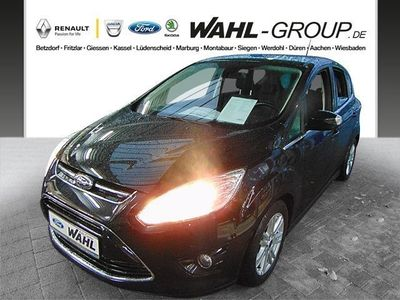 gebraucht Ford C-MAX 1,6L EcoBoost Titanium, Winter-Paket, Kamera, Navi