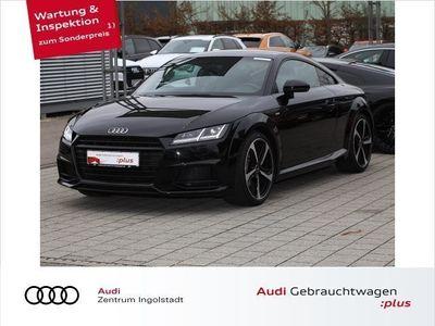 "gebraucht Audi TT Coupé 1.8 TFSI 3x S line LED S-Sitze B&O DAB 19"""