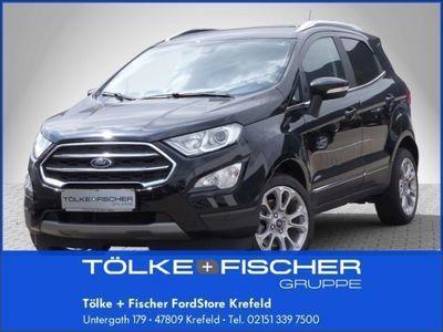 gebraucht Ford Ecosport Titanium X 1.0 EcoBoost EU6d-T
