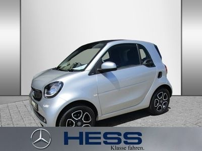 gebraucht Smart ForTwo Coupé 66 kW turbo Cool u. Media