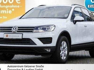 gebraucht VW Touareg 3.0 V6 TDI BMT Alu Bi Xenon AHK schwenkbar (Klima
