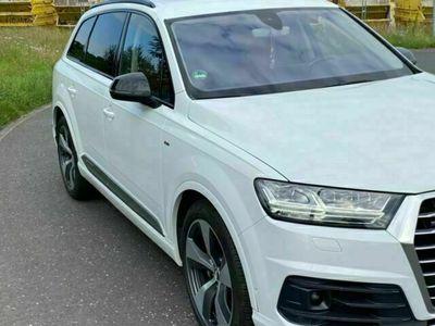 gebraucht Audi Q7 3.0 TDI STANDHEIZUNG/MATRIX/SITZLÜFTUNG