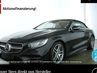 gebraucht Mercedes S560 Cab. AMG Nachtsicht 360° Airmat Burmester