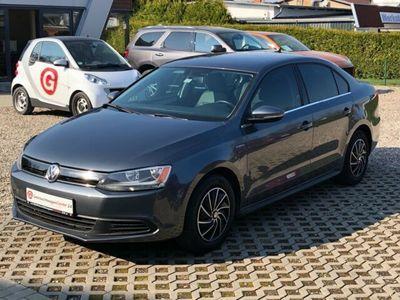 gebraucht VW Jetta Hybrid 1.4 TSI DSG Leder