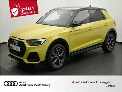 gebraucht Audi A1 citycarver 30 TFSI 85 kW (116 PS) Schaltgetriebe