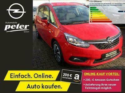 gebraucht Opel Zafira Zafira Neu1.4 Turbo ON
