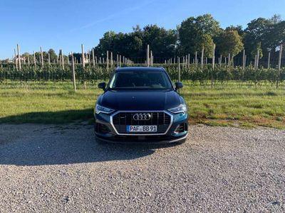 gebraucht Audi Q3 40 TFSI quattro S tronic/NAVI/8-facht bereift
