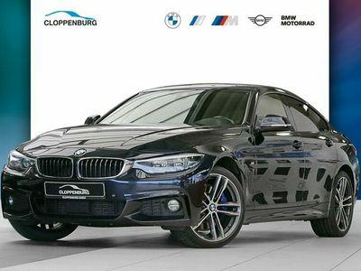 gebraucht BMW 430 Gran Coupé d xDrive M Sportpaket Head-Up DAB