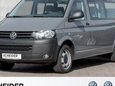 gebraucht VW T5 Kombi 2.0 BiTDI AHK Klima Navi PDC 5-Sitzer