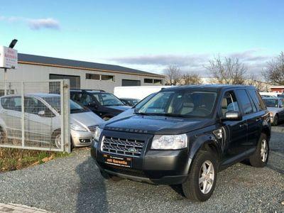 gebraucht Land Rover Freelander 2 TD4 SE Automatik |Alu|AHK |Garantie
