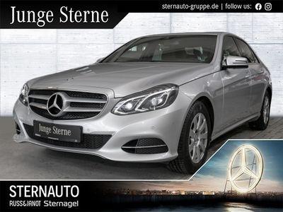 gebraucht Mercedes E250 Avantgarde SHD COMAND ILS