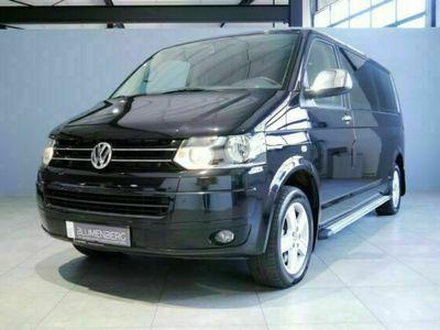 gebraucht VW T5 2.0 TDI Multivan*Automatik, Klima, 7-Sitzer*