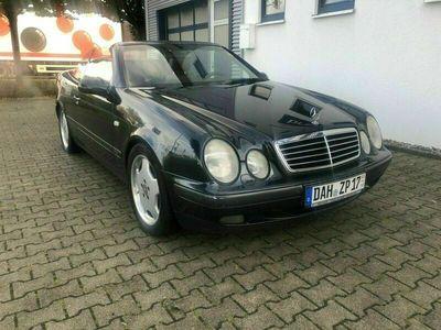 gebraucht Mercedes CLK320 Schönes MercedesCabrio W208 *Rost...