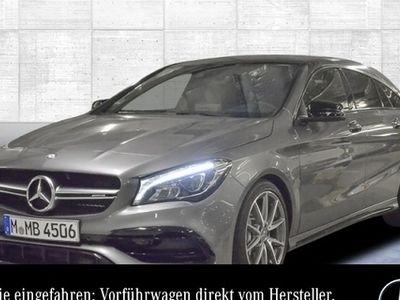second-hand Mercedes CLA45 AMG T SB Perf-Abgas Pano LED Keyl-GO Kamera