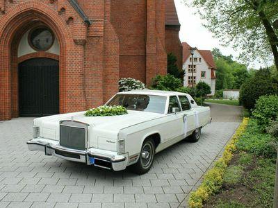 gebraucht Lincoln Town Car Continental1977 als Limousine in Gladbeck