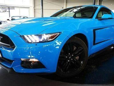 gebraucht Ford Mustang 2.3 Eco Boost:6 Gang*Leder*Navi*Alu19*