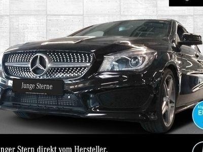 gebraucht Mercedes CLA200 Cp. AMG Pano Xenon Kamera Navi PTS 7G-DCT
