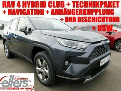 gebraucht Toyota RAV4 Hybrid CLUB NAVI TECHNIK 18-ZOLL LED AHK..