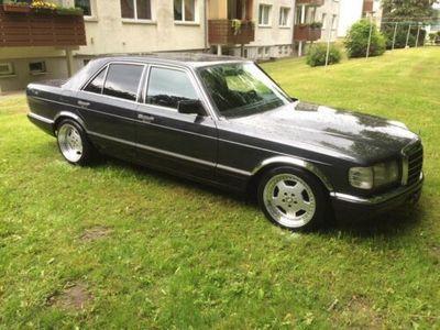 używany Mercedes 260 w126SE - Leder - RH ZW2