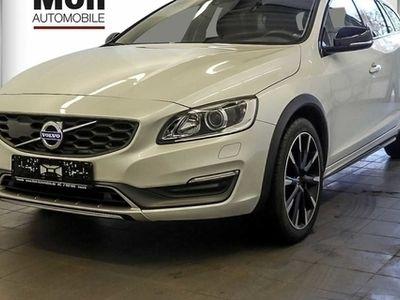 gebraucht Volvo V60 CC D4 AWD Geartronic Summum,Leder,Xenium,Winter