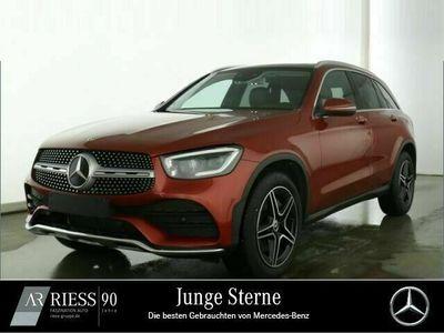 gebraucht Mercedes 400 GLCd 4M AMG+Distronic+Pano.-Dach+Spur-P.