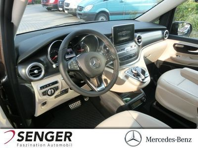 gebraucht Mercedes V250 V-Klassed Marco Polo AMG-Line Distr. Comand LED