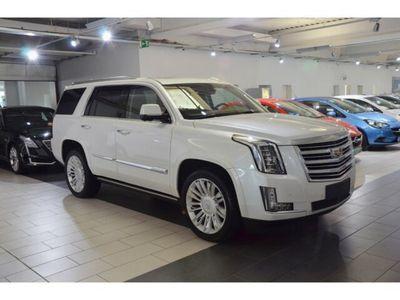 gebraucht Cadillac Escalade Platinum 6.2 V8 7-Sitzer Europamodel Leder-Braun