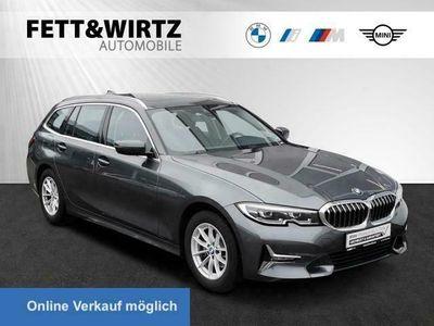 gebraucht BMW 318 d Luxury