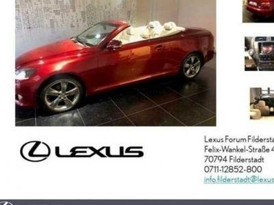 gebraucht Lexus IS250 C 8fach_bereift.