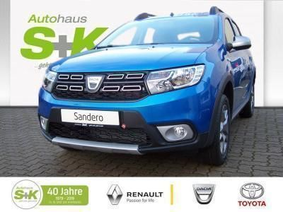 gebraucht Dacia Sandero STEPWAY Prestige TCe 90 ABS Fahrerairbag