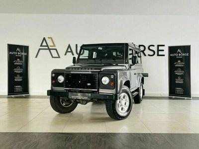 gebraucht Land Rover Defender 90 Td4 SW E*KLIMA*SHZ*BLUETOOTH*
