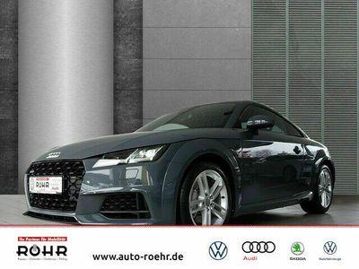 gebraucht Audi TT Coupé (virtual cockpit,DAB,SHZ,NAVI,PDC,LED,G