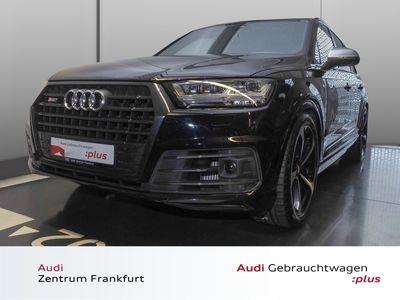 gebraucht Audi SQ7 4.0 TDI quattro tiptronic Navi HUD VirtualCo
