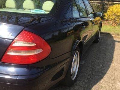 gebraucht Mercedes E320 CDI Classic DPF
