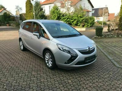 gebraucht Opel Zafira 1.6 CNG Turbo Family