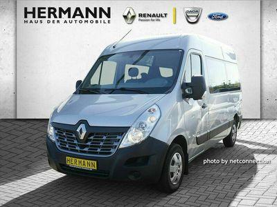 gebraucht Renault Master PKW Combi 9S L2H2 3.3t ENERGY dCi PDC EU6 als Van/Kleinbus in Goslar