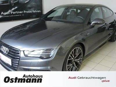 gebraucht Audi A7 Sportback S line 3.0TDI competition quattro