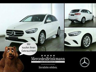 gebraucht Mercedes B220 4MATIC PROGRESSIVE/LED/NAVI/SHZ/MBUX Klima