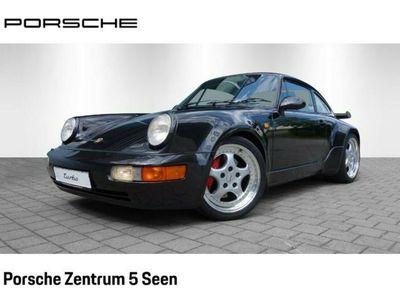 gebraucht Porsche 964 Turbo 3.6, SITZH. SCHIEBEDACH, GANZLEDER