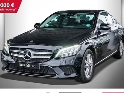 gebraucht Mercedes C180 AVANTGARDE+ 9G TRONIC+PARKPAKET+KAMERA+LED
