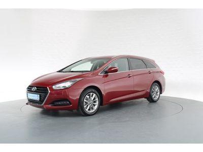 gebraucht Hyundai i40 cw 1,7 CRDi Trend DCT ISG, Parkpilot, Navi, Sitzhe