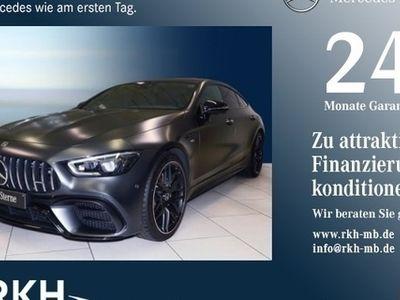 gebraucht Mercedes AMG GT 53 4M+ Night-Paket/360°/SHD/Comand/Memory