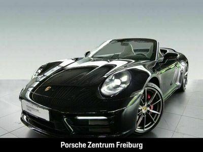 gebraucht Porsche 911 Carrera S Cabriolet 992 SportDesign Klimasitze