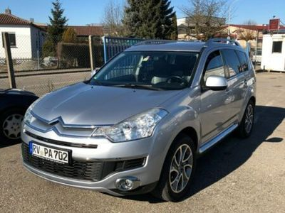 used Citroën C-Crosser Exclusive